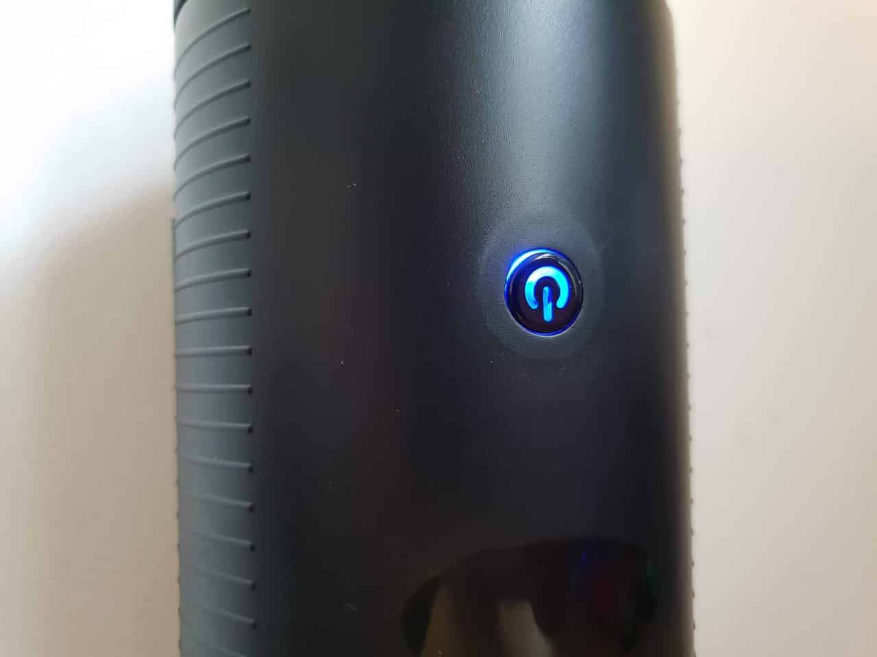 Kiiroo Titan - Power Button