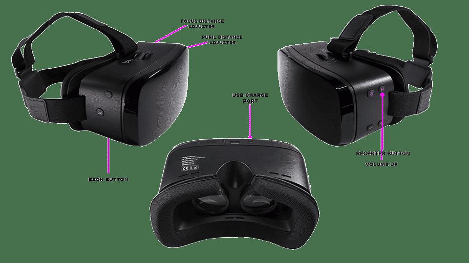 VRotica headset