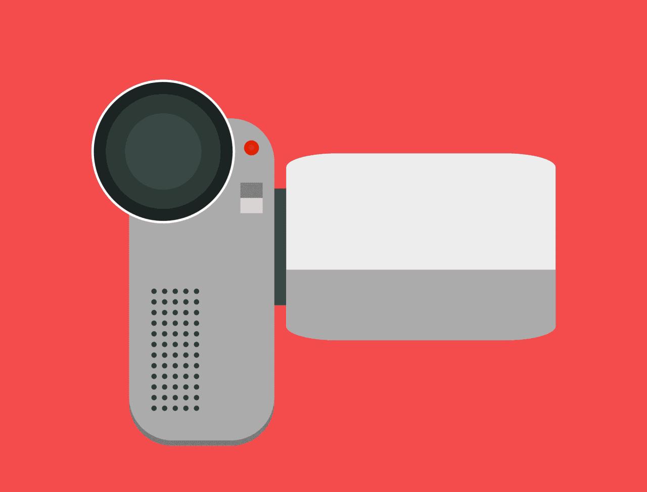 Video Camera - Upskirtting