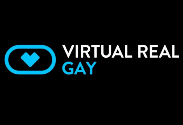 Virtual Real Gay Logo