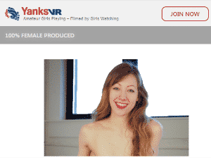YanksVR - Best VR Porn Sites